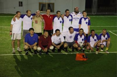 A focimeccs résztvevői