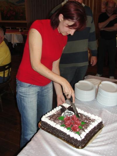 Tündi és a névnapi torta