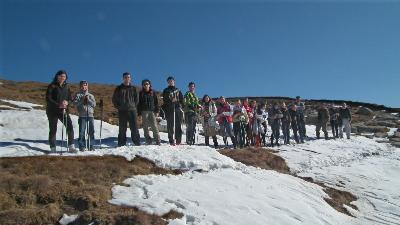 2300 m magasan a Bucsecsben!