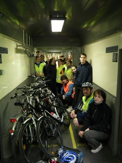 Az Ister EN-on kerékpárjaink mellett