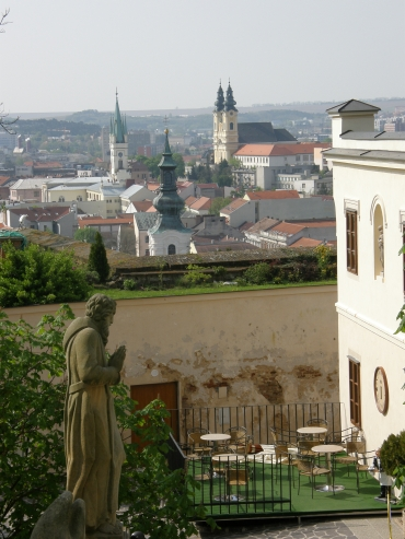 Kilátás a várból