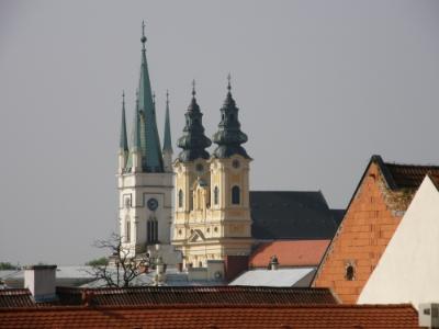Nyitrai tornyok