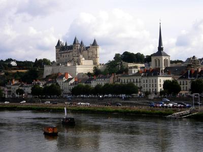 Saumur varázslatos vára és városa