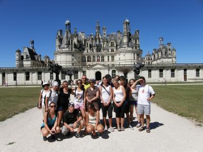 A kastélyok királya: Chambord