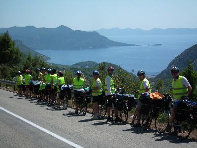 Biciklizünk az Adria partján!